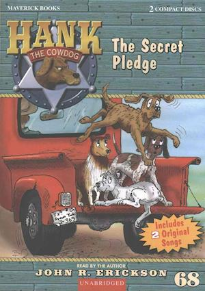 Lydbog, CD The Secret Pledge af John R. Erickson
