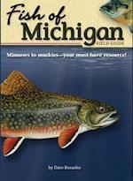 Fish of Michigan Field Guide (Fish Of..)