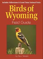 Birds of Wyoming Field Guide (Bird Identification Guides)
