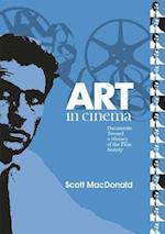 Art in Cinema af Scott Macdonald