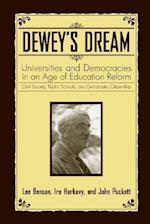 Dewey's Dream af Lee Benson, John L. Puckett, Ira Harkavy
