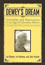 Dewey's Dream af Ira Harkavy, Lee Benson, John L. Puckett