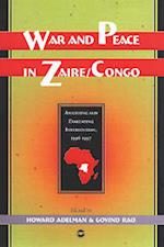 War and Peace in Zaire/Congo