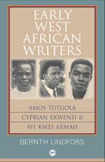 Early West African Writers