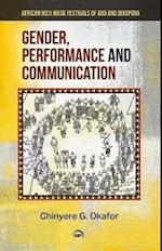 Gender, Performance And Communication