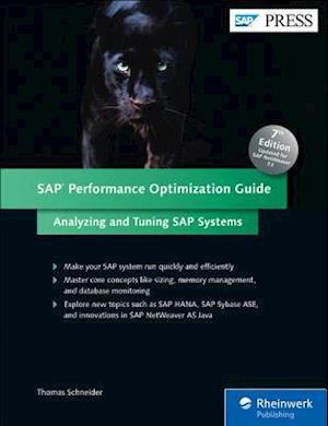 Bog, hardback SAP Performance Optimization Guide af Thomas Schneider