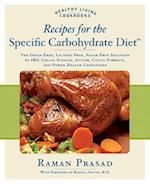 Recipes for the Specific Carbohydrate Diet (Healthy Living Cookbook)