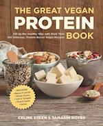 The Great Vegan Protein Book af Celine Steen
