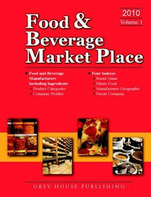 Food & Beverage Market Place, Volume 1