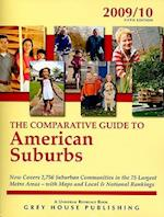 The Comparative Guide to American Suburbs (Comparative Guide to American Suburbs Paperback)
