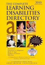 The Complete Learning Disabilities Directory (Complete Learning Disabilities Directory Paperback)