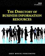 Directory of Business Information Resources af Laura Mars