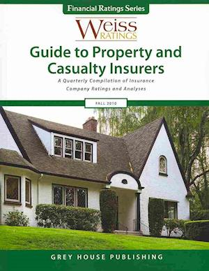 Weiss Ratings Guide to Property and Casualty Insurers