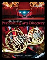 The Grey House Performing Arts Directory 2011 (Grey House Performing Arts Directory Paperback)