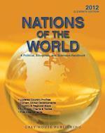 Nations of the World 2012 (Nations of the World Paperback)