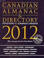 Canadian Almancy & Directory, 2013 (Canadian Almanac Directory)