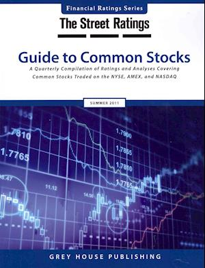 Bog, paperback Thestreet Ratings Guide to Common Stocks Summer 2011