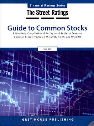 Thestreet Ratings Guide to Common Stocks Fall 2011