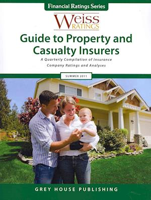 Bog, paperback Weiss Ratings Guide to Property and Casualty Insurers