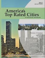 America's Top Rated Cities, Volume 3 (Americas Top Rated Cities V 3 Central)