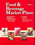 Food & Beverage Market Place, 2013 (Food Beverage Market Place 3v)