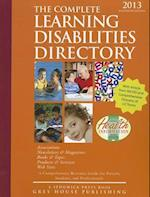 Complete Learning Disabilities Directory, 2013 (Complete Learning Disabilities Directory Paperback)