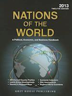 Nations of the World, 2013 (Nations of the World Paperback)