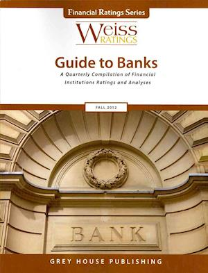 Bog, paperback Weiss Ratings' Guide to Banks Fall 2012