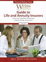 Weiss Ratings' Guide to Life & Annuity Insurers, Fall 2012 (Weiss Ratings Guide to Life & Annuity Insurers)