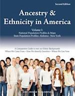 Ancestry & Ethnicity in America, 2013 (2 V Set)