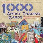 1,000 Artist Trading Cards af Patricia Bolton