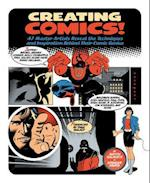 Creating Comics!