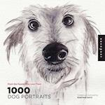 1,000 Dog Portraits (1000 Series)