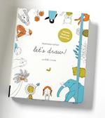 Illustration School: Let's Draw! (Includes Book and Sketch Pad) (Illustration School)