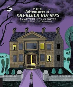 Bog hardback Classics Reimagined The Adventures of Sherlock Holmes af Arthur Conan Doyle