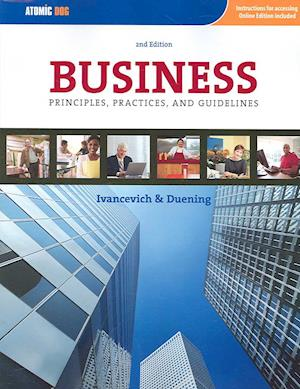 Business : Principles, Guidelines and Practices