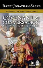 Numbers (Covenant Conversation a Weekly Reading of the Jewish Bible)