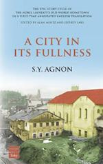 A City in Its Fullness (The Toby Press S Y Agnon Library)