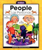 People/Las Personas (Wordbooks/Libros de Palabras)