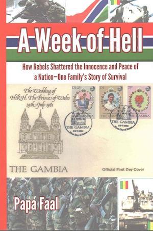 Bog, paperback A Week of Hell af Papa Faal