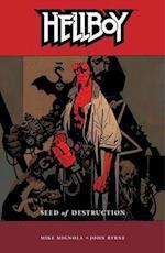 Hellboy Volume 1 af John Byrne, Mike Mignola, Michael Mignola