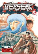 Berserk 5 (Berserk (Graphic Novels), nr. 5)
