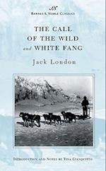 The Call of the Wild and White Fang (Barnes & Noble Classics Series) af Jack London