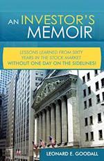 An Investor's Memoir
