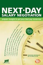 Next-Day Salary Negotiation (Help in a Hurry)