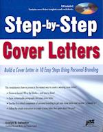 Step-By-Step Cover Letters Bk W/CD (Step By Step Cover Letters)