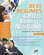 Best Res Coll Stud & New Grad 3e (Best Resumes for College Students New Grads)