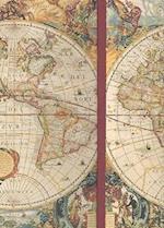 Journal Fold-Over Old World (Full Size Foldover Journals)