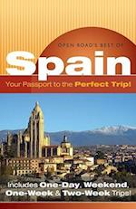 Open Road's Best of Spain (Open Road's Best of Spain)