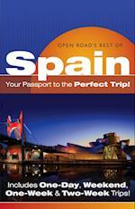 Open Road's Best of Spain (Open Road's Best of Spain)